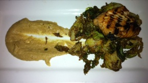 green food: my fave holiday meal sofar