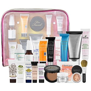 sephora sun safety kit + skin cancer foundation