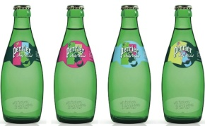 eye candy: andy warhol perrier bottles