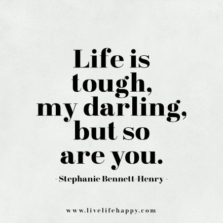 life-tough-darlin